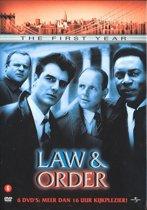 Law & Order - Seizoen 1