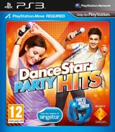 Dancestar Party Hits - PlayStation Move