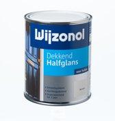 Wijzonol Dekkend Halfglans - 0,75l - 9226 - Koningsblauw