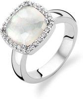 Ti Sento Zilveren ring met steen