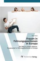 Frauen in Fuhrungspositionen in Europa