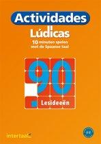 Actividades lúdicas - 10 minuten spelen met de Spaanse taal werkboek met kopieerbladen