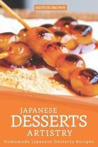 Japanese Desserts Artistry