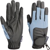 Harry's Horse Handschoenen Topgrip mesh colour lichtblauw