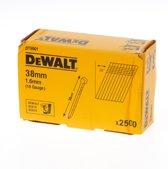 DeWalt Spijkers zonder kop 38mm DT9901 - 2500 Stuks