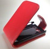 Faux Hoesje HTC Wildfire S rood
