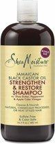 Shea Moisture Jamaican Black Castor Oil Strengthen, Grow & Restore Shampoo 482 ml