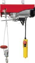 Toolcraft 1553742 elektrische kabeltakel 300/600 g