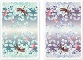 Premium Playing Cards Bridge Dragonfly