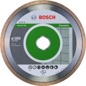 Bosch - Diamantdoorslijpschijf Standard for Ceramic 180 x 25,40 x 1,6 x 7 mm