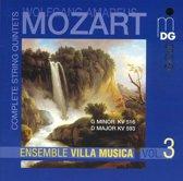 Complete String Quintets Vol.3:Kv51