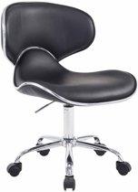 Clp Las Vegas V2 - Bureaustoel - kunstleer - zwart