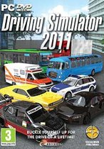 Driving Simulator 2011  (DVD-Rom)