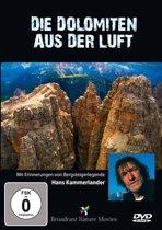 Die Dolomiten Aus Der Luft