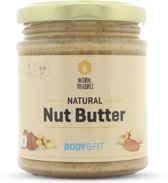Body & Fit Superfoods Naturel Notenpasta - Pinda, cashew, hazelnoot & amandel - 170 gram
