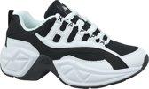 Overton 242672-1011, Vrouwen, Wit, Sneakers maat: 38 EU