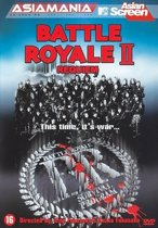 Battle Royale 2  Requiem (dvd)