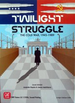 Twilight Struggle Deluxe - Engelstalig Bordspel