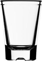 Strahl Pour line Shot Glas 74 ml - Transparant