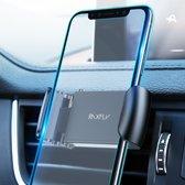 Universele telefoonhouder auto - Smartphone houder voor auto - Mobiel houder auto - Gsm houder auto ventilatierooster - Telefoonhouders auto - Ventilatie - Universeel - Iphone 11 - Kerst cadeautjes - Christmas   ( Apple / iPhone / Samsung / Huawei)