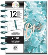 Me and My Big Idea's - Happy Planner Classic - Spring Floral - 12 maanden - 2020