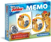 Geheugenspel The Lion Guard Clementoni