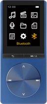 Difrnce MP1820BT Blue - MP4 speler met Bluetooth e