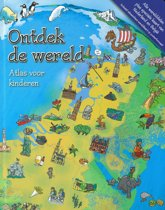 Ontdek De Wereld - Atlas voor kinderen