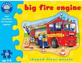 Grote legpuzzel Big fire engine