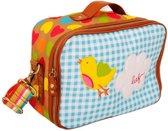 LIEF! Love Letter Suitcase Bag - 28x20x12 cm - Blauw