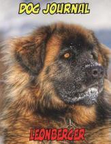 Dog Journal Leonberger