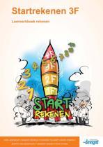 Startrekenen 3F - Leerwerkboek rekenen