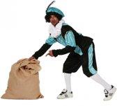 Blauw Pieten kostuum budget 58 (2XL/3XL)