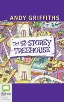 Boekomslag van 'The 52-Storey Treehouse'