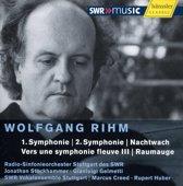 Rihm: Symphonie 1+2