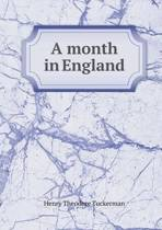 A Month in England