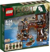LEGO The Hobbit Aanval op Meerstad - 79016