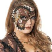 Masker half Steampunk
