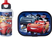 Mepal Lunchset Drinkfles en Lunchbox - Cars