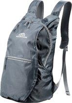 Dutch Mountains - Backpack Linde - Opvouwbare lichtgewicht rugzak 14 Ltr - Zwart