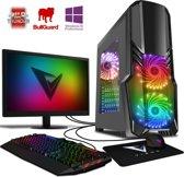 Vibox Gaming Desktop Standard 3X - Game PC