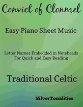 Convict of Clonmel Easy Piano Sheet Music