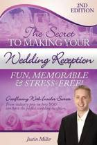 The Secret to Making Your Wedding Reception Fun, Memorable & Stress-Free!