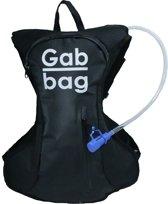Hydro Gabbag - Hydro Rugzak - 3 Liter - Zwart - Inclusief waterzak
