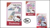 Hello Kitty Spellen set