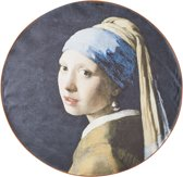 Dutch Masters vloerkleed Girl with Pearl 150 rond