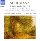 Schumann: Liederkreis Op.39
