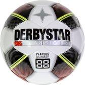 Derbystar Classic TT Superlight - Voetbal - Rood - Maat 5 - 3 Vlakken - 286954-0000-3