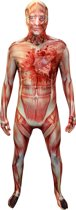 Morphsuits™ Muscle  Morphsuit - SecondSkin - Verkleedkleding - 163/175 cm