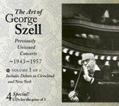 Art Of George Szell Vol. 1.